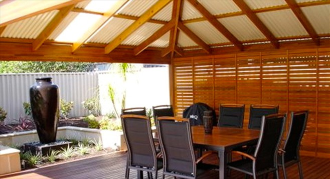 timber pergola designs perth